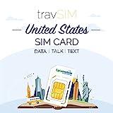 travSIM USA SIM Karte (Lycamobile SIM Karte)...