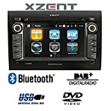 XZENT X-F220 for Fiat Ducato without Nav-SD card -...