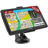 Jimwey Navigationsgerät für Auto LKW Navigation...