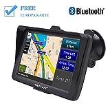 AWESAFE Bluetooth Navigation für Auto LKW PKW GPS...