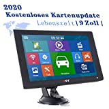 Xgody X4F Navigationsgeräte für Auto,9 Zoll LKW...