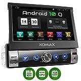 XOMAX XM-VA760 Autoradio mit Android 10, QuadCore,...