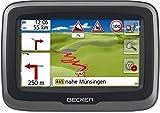 Becker mamba.4 LMU plus Motorrad-Navigationsgerät...