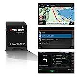 ZENEC Z-EMAP66-MH7: Micro SD-Karte mit Reisemobil...