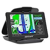 AWESAFE Navigationsgeräte für Auto LKW 5 Zoll...