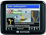 NAVIGON 1300 Navigationssystem (8,9 cm (3,5 Zoll)...
