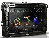 Navi für VW mit 8' / 20,3 cm Touchscreen - ZENEC...