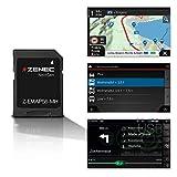 ZENEC Z-EMAP56-MH: Micro SD-Karte mit Reisemobil...