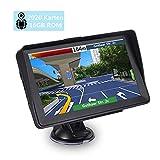 Navigationsgerät für Auto, Aonerex 16GB 7 Zoll...