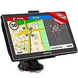 GPS Navi Navigation für Auto LKW PKW 7 Zoll 16GB...