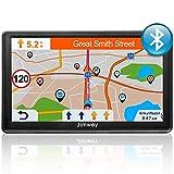 Bluetooth Navi Navigationsgerät für Auto LKW GPS...