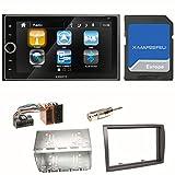 XZENT X-422 Naviceiver Navigation Bluetooth 2-DIN...