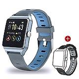 Smartwatch GPS Sportuhr, Fitness Armbanduhr 1,3...