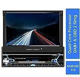 Tristan Auron BT1D7022A Autoradio mit Android 9.0...
