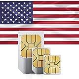 Prepaid-SIM-Karte - Unbegrenzte Internet-Daten...