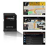 ZENEC Z-EMAP50: Micro SD-Karte mit Navigation für...