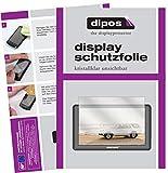 dipos I 3X Schutzfolie klar kompatibel mit AWESAFE...