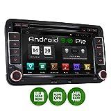 XOMAX XM-10GA Autoradio mit Android 9.0 passend...
