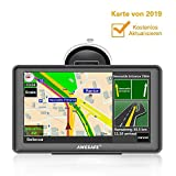 AWESAFE GPS Navi Navigation 7 Zoll Touchscreen...