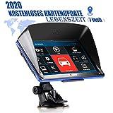 Xgody 886F GPS Navigationsgeräte für Auto,7 Zoll...