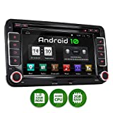XOMAX XM-10GA Autoradio mit Android 10 passend...