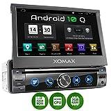 XOMAX XM-DA759 Autoradio mit Android 10, QuadCore,...