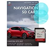 SEAT Navigation AS SD-Karte | Letztes Update 2020...