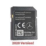 SD-Karte Mercedes Garmin Karte Pilot STAR1 v13...