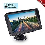GPS Navigation für Auto, Aonerex 16GB 7 Zoll...