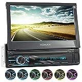 XOMAX XM-V746 Autoradio mit Mirrorlink I 7 Zoll /...