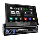 XOMAX XM-DA708 Autoradio mit Android 9.0,...