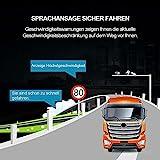 9 Zoll Navigationsgerät Navi Navigationssystem...