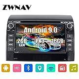 ZWNAV 7 Zoll Android 9.0 Auto Stereo Navi GPS...