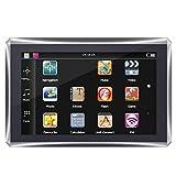 Qiilu Auto Navigation, 5 Zoll Touchscreen Portable...