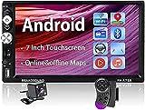 Android Autoradio - 2din Autoradio mit Bluetooth...
