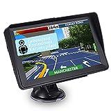 Navigationsgerät für Auto, 16GB 7 Zoll GPS...