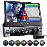 XOMAX XM-VN764 Autoradio mit Mirrorlink, GPS...