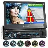 XOMAX XM-VN745 Autoradio mit Mirrorlink I GPS...
