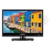 MEDION E11941 47 cm (18,5 Zoll) Fernseher (Triple...