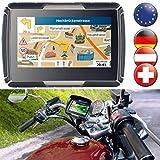 NavGear Navigationsgerät: TourMate N4, Motorrad-,...
