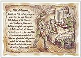 Die Staffelei Geschenk Karte Berufsbild Soldaten...