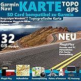 ★ Tschechien Czech Republic Topo GPS Karte GB...