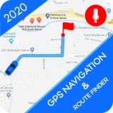 GPS Maps Navigation & Route Planner, Live Traffic